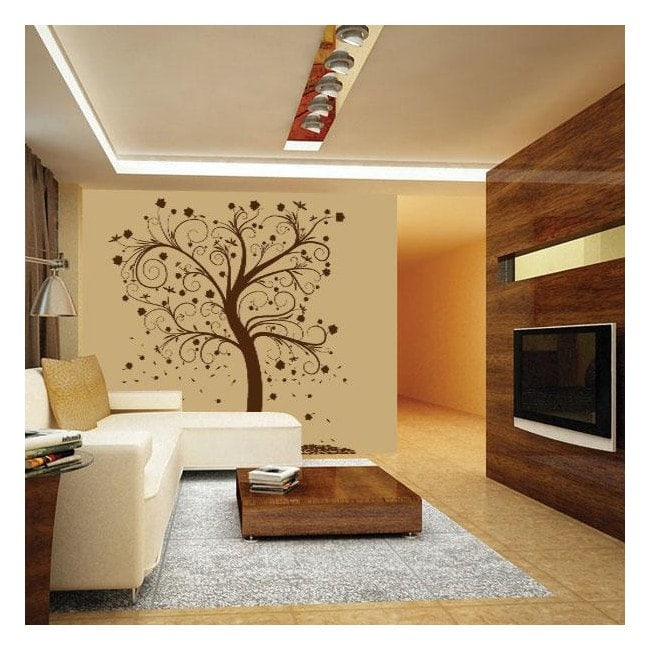 Autumn tree I