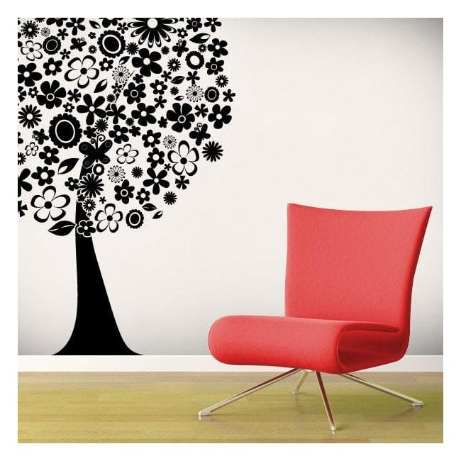 Floral tree I