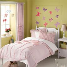 Vinyl decorative butterflies
