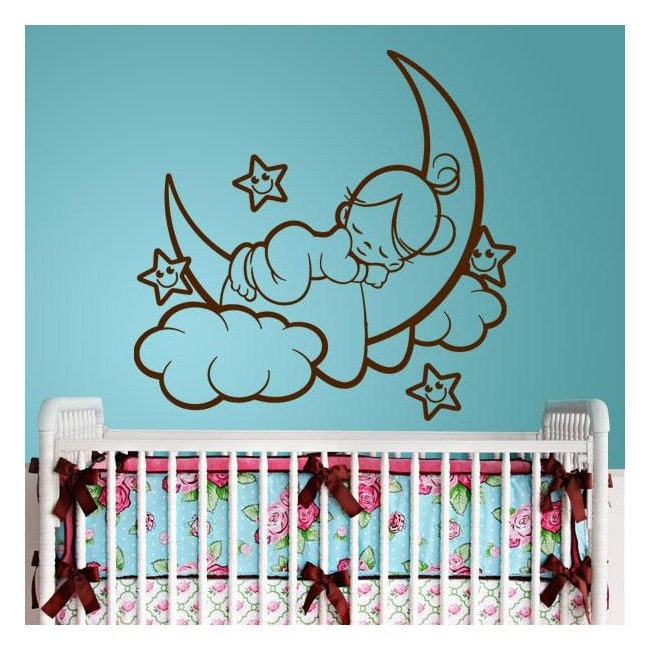 Vinyl decorative sweet dreams