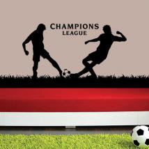 Decorative vinyl UEFA Champions League