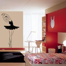 Decorative vinyl dancer