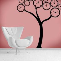 Decorative vinyl tree watches