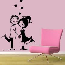 Love wall stickers English 526