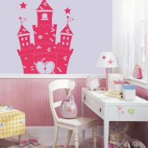 Decorate walls Castle Princess