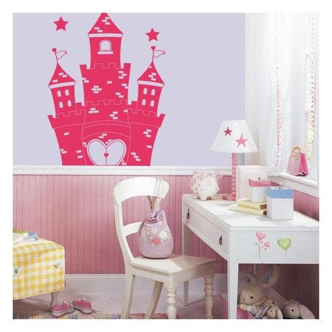 Decorate walls Castle Princess
