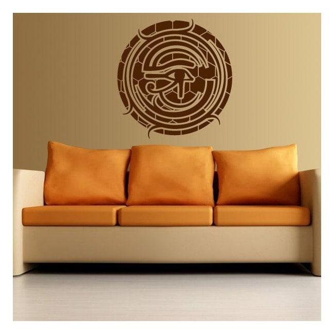 Decoration wall eye of Horus