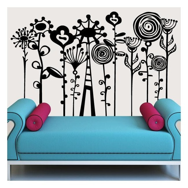 Decor wall art Floral