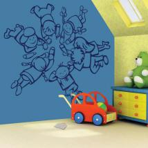 Children wall decoration