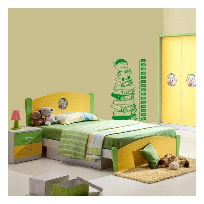 Decoration walls meter height children