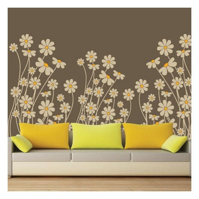 Spring Flower wall stickers
