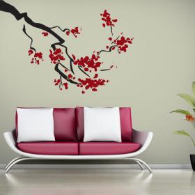 Cherry Blossom decorative vinyl
