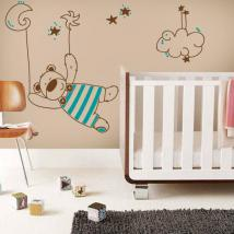 Vinyl decorative children's sweet dreams