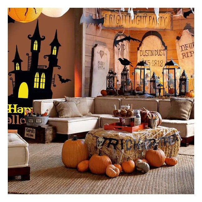 Wall stickers Halloween 2014