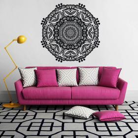 Decorative vinyl Mandala