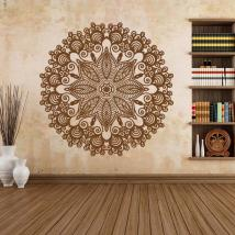 Adhesive decorative vinyl Mandala