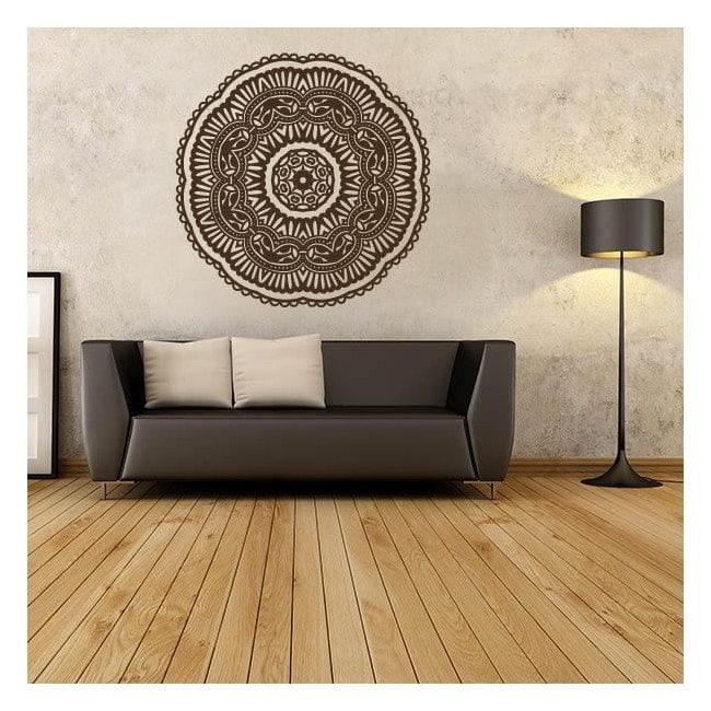 Wall stickers Mandala