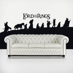 The Lord Of The Rings decorative vinyl