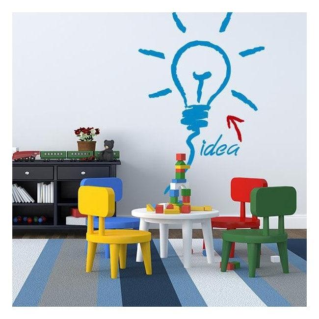 Vinyl decorative decoration Ideas