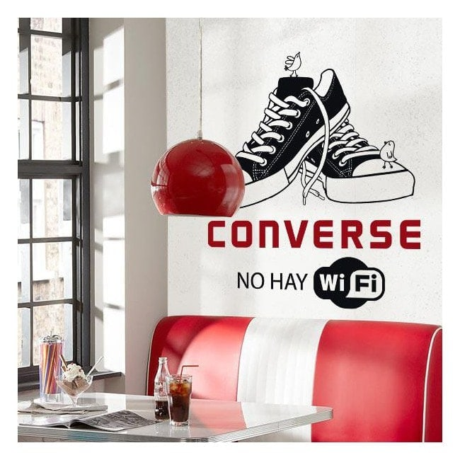 Decorative vinyl not there is Wifi