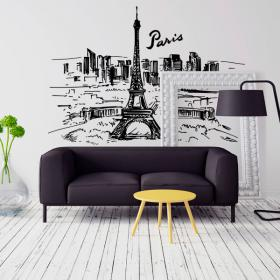 Skyline Paris vinyl