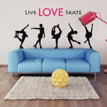 Vinyl Live Love Skate