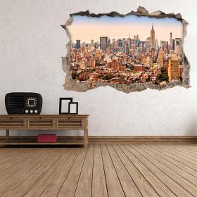 New York City 3D vinyl