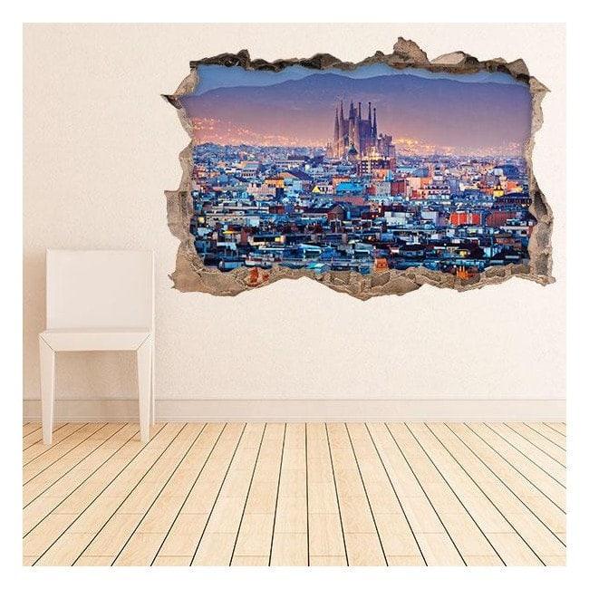 Vinyl 3D Barcelona