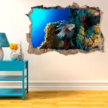 Vinyl life on the Coral Reef 3D