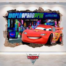 Sticker Disney Cars 2