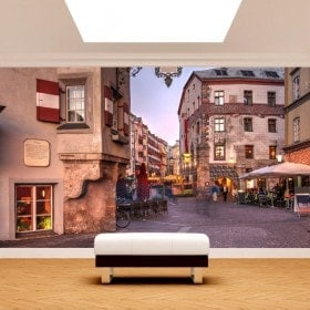Photo wall murals Innsbruck Austria