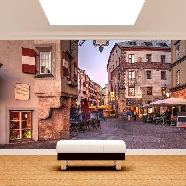 Photo wall murals Innsbruck Austria