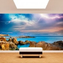 Photo wall murals Sea Ray