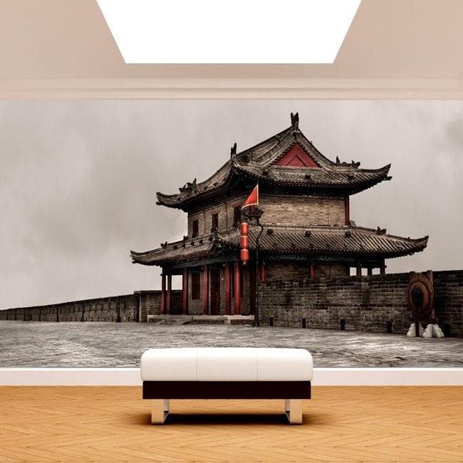 Photo wall murals wall of Xian