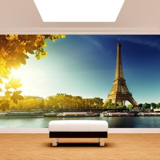 Fotomural Tower Eiffel Paris