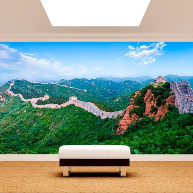 The great wall of China photo wall murals