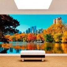 Fotomural Central Park New York