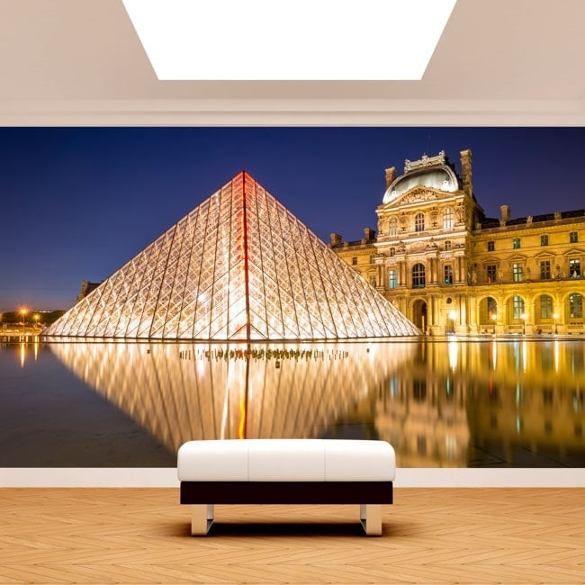 Photo wall murals Paris Louvre Museum