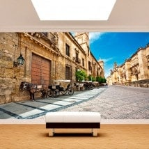 Photo wall murals Cordoba city