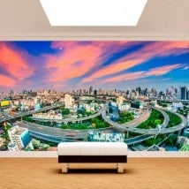 Photo wall murals Bangkok Thailand