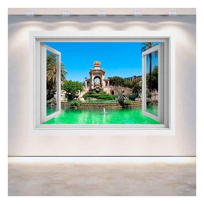 Windows 3D Barcelona Citadel
