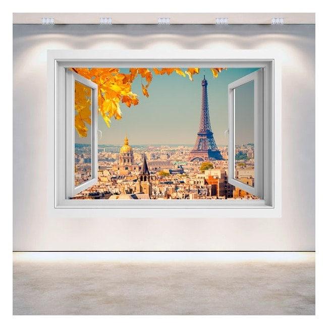Windows 3D Paris Eiffel Tower