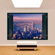 Windows 3D cities of the world
