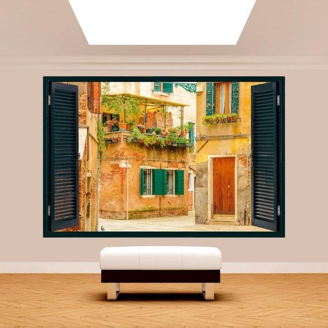 Windows 3D Venice streets