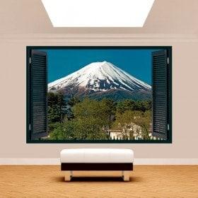 Windows 3D Mount Fuji