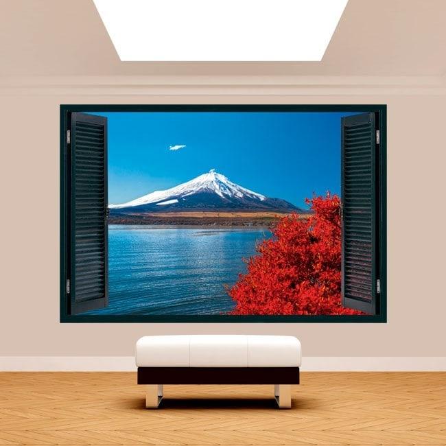 Windows 3d Lake Kawaguchi Mt Fuji