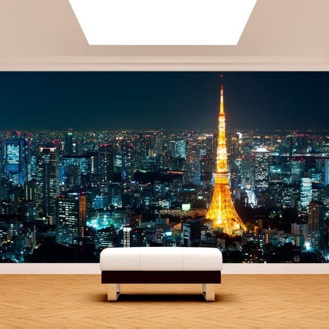 Japan Tokyo photo wall murals