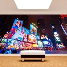 Fotomural streets of New York