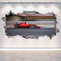 Vinyl 3D car Formula 1