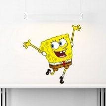 Stickers and vinyl Sponge Bob